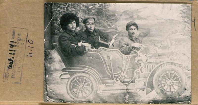 Вали Хуснутдинов – активный участник Октябрьского вооруженного восстания.