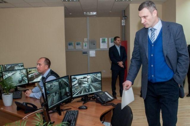 ВКиеве установят еще 10 тысяч видеокамер сраспознаванием лиц