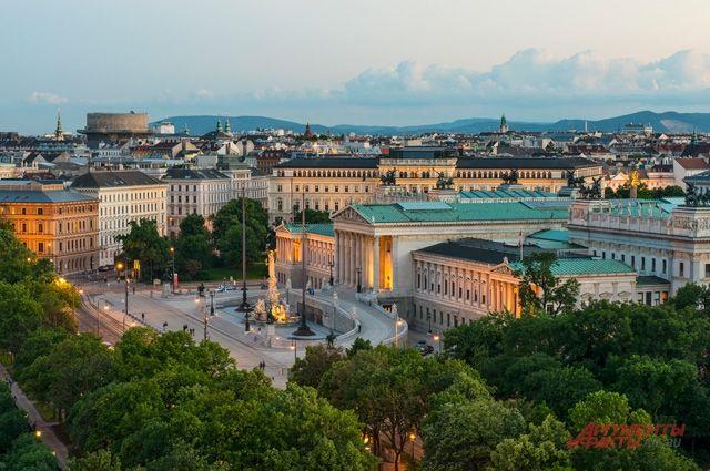 ВАвстрии лидер партии отказывается отмандата из-за домогательств