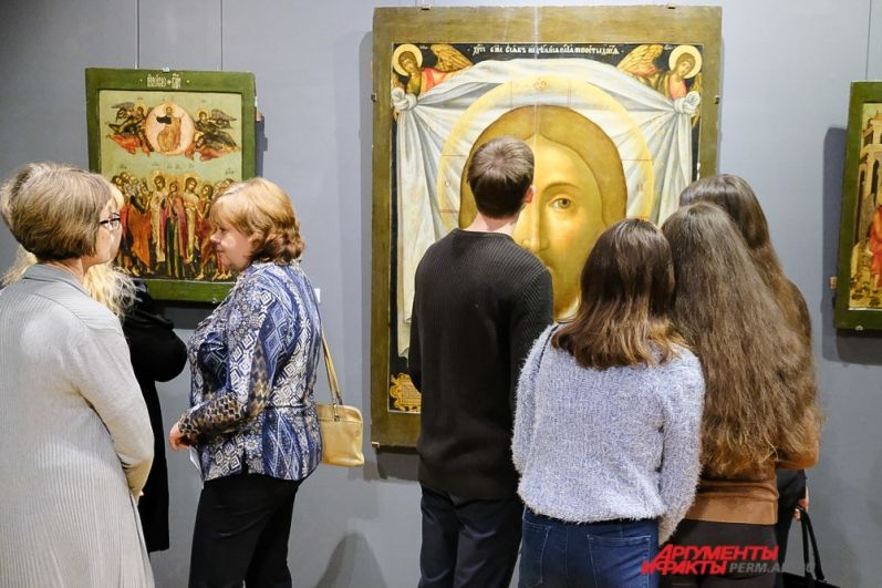 На выставке можно увидеть предметы быта XVI-XVII веков.