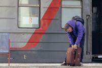 Молодой человек ушёл из дома, сел на электропоезд и уехал в Пермь.