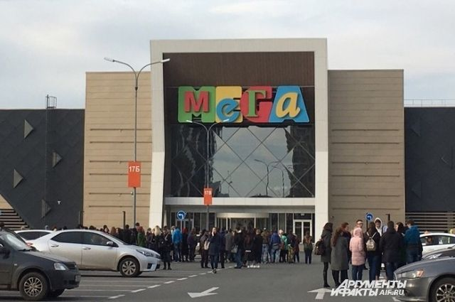 Слухи о бомбах в торговых центрах столицы Сибири распространяются не в первый раз.