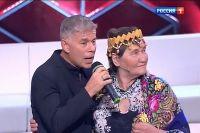 Олег Газманов спел песню для Валентины Овчинниковой.