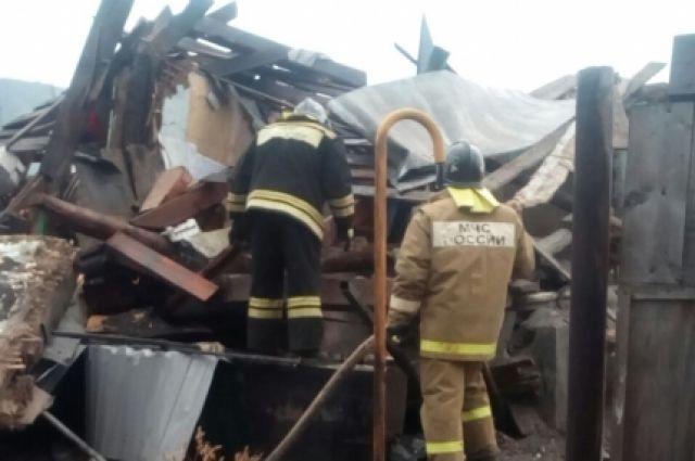4 человека пострадали при взрыве газа вАлтайском крае