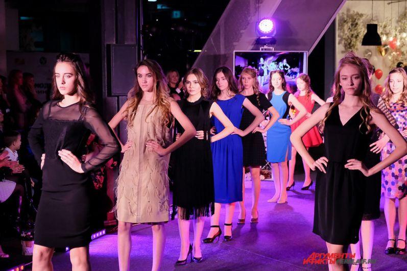 Самый запоминающийся этап конкурса дефиле в вечерних платьях.