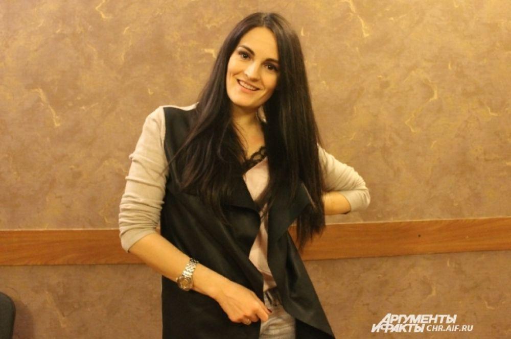 Ксения Коробкова дала интервью «АиФ-Черноземье».