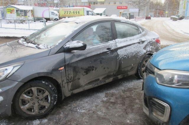 Скорая увезла автоледи после трагедии  вНовосибирске