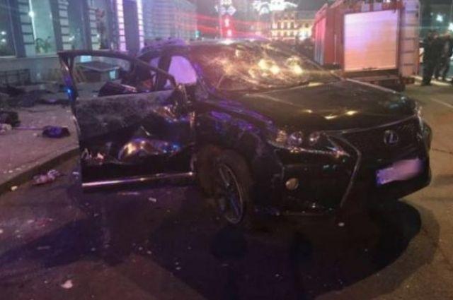 ДТП  в Харькове: Суд не признает пострадавшим второго участника аварии