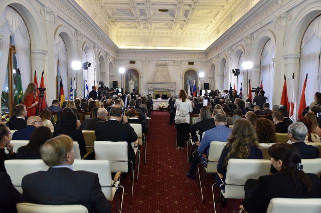 Ассоциация друзей Крыма была учреждена на форуме в Ялте