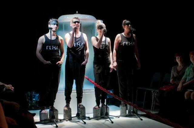 Новокузнецкий спектакль претендует на престижную театральную премию
