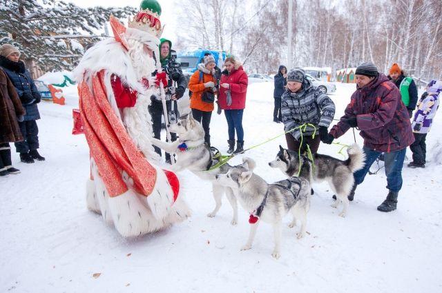 Всероссийский Дед Мороз.