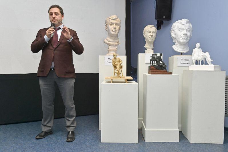 «Памятник будет находиться в центре города и будет открытым и доступным для всех», - отметил главный архитектор Перми Дмитрий Лапшин.