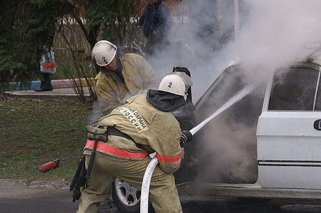ВКазани задержали серийного поджигателя машин