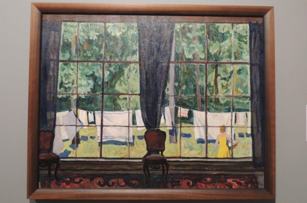 «Большая стирка». Автор: Игорь Попов, 1994