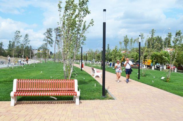 Более 100 тысяч рублей выделят на озеленение и создание детских площадок