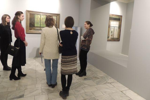 Бесплатную выставку можно посетить до 10 декабря.