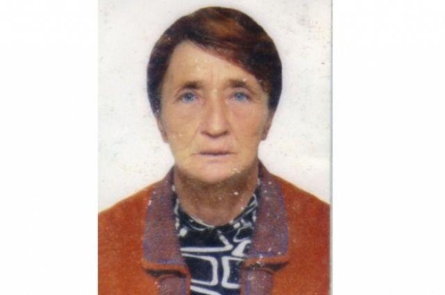 ВРостовской области разыскивают пропавшую пенсионерку
