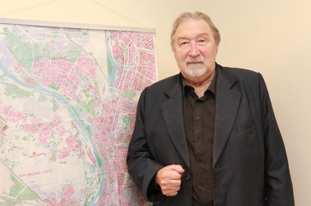 Юрия Яковлевича Глебова омичи ценили за твёрдость характера и любовь к городу.
