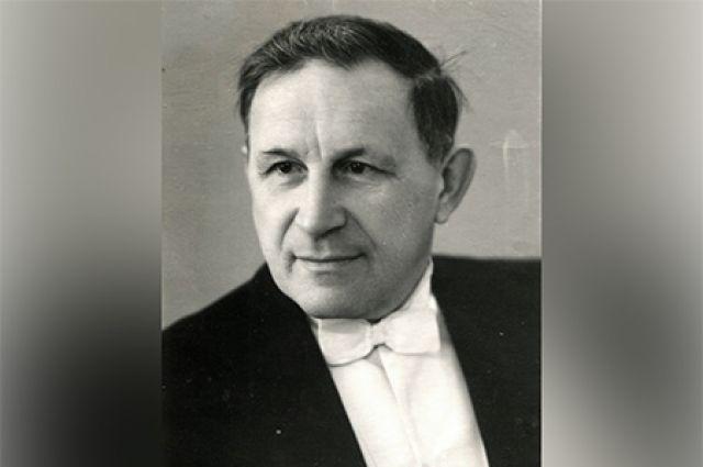 Василий Алексеевич Патрушев.
