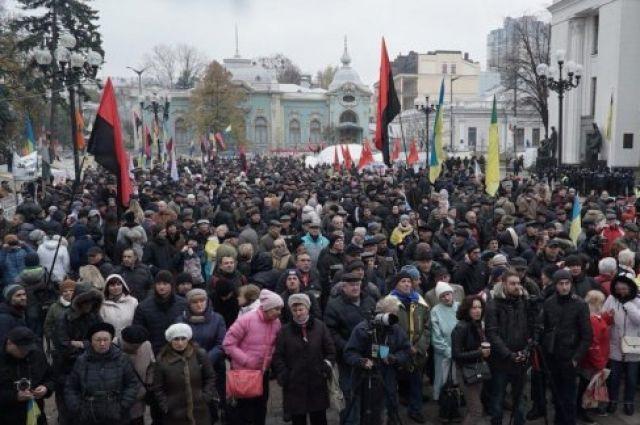 Саакашвили подготовил план посмене власти вУкраинском государстве