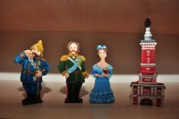 Омским чиновникам хочется, чтобы сувенир для туристов был не хуже, чем на других территориях.