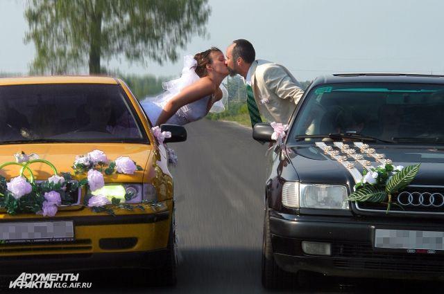Нижегородцы стали чаще жениться и меньше умирать.