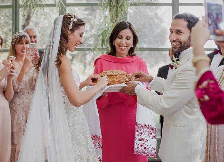 Саму же свадьбу пара решила отмечать в родном городе мамы жениха – Марракеше, где Инга получила предложение руки и сердца.