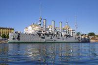 Крейсер «Автора» стал не только путеводной звездой в судьбе служивших на нём моряков, но и одним из главных символов Октябрьской революции