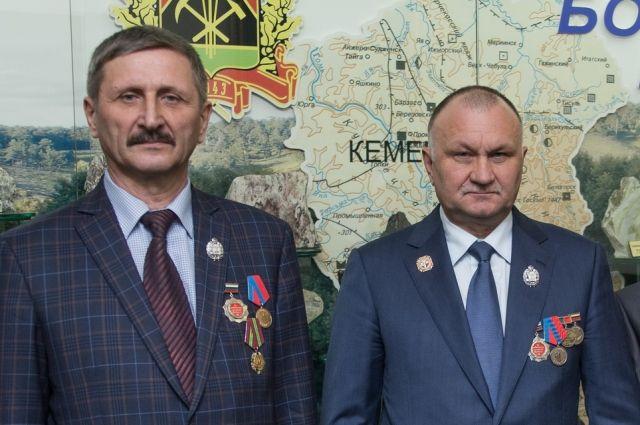 Кузбасские врачи получили государственные награды.