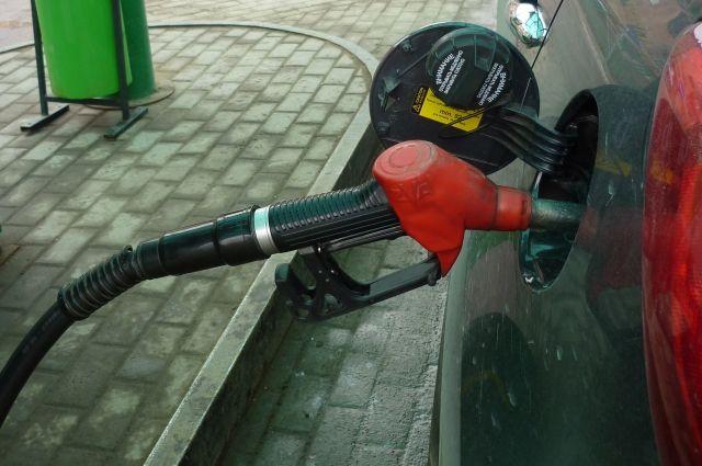 Запрещенный бензин отыскали накрасноярской заправке