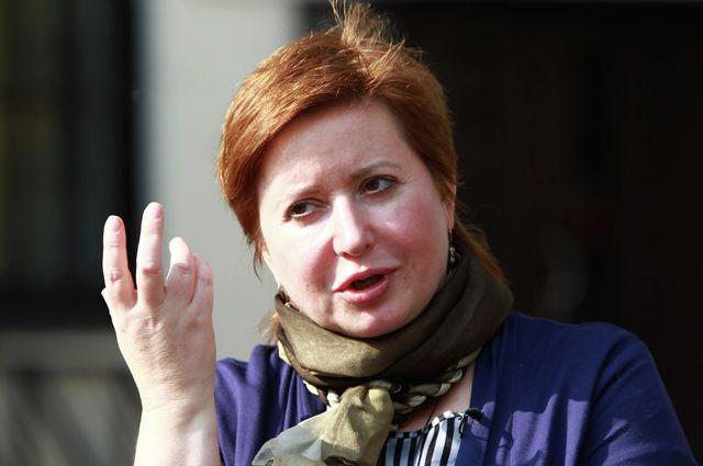 Ольга Романова.