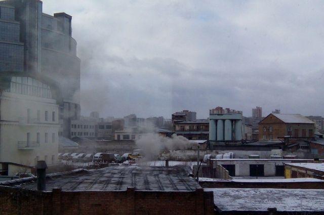 За трое суток провели 11 рейдов, в ходе которых выявили 16 источников загрязнения и 3 факта сжигания отходов.