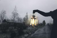 С тех пор, как модернизировали освещение, Романово каждый вечер погружается во тьму.