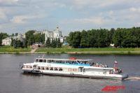 Река Волга.