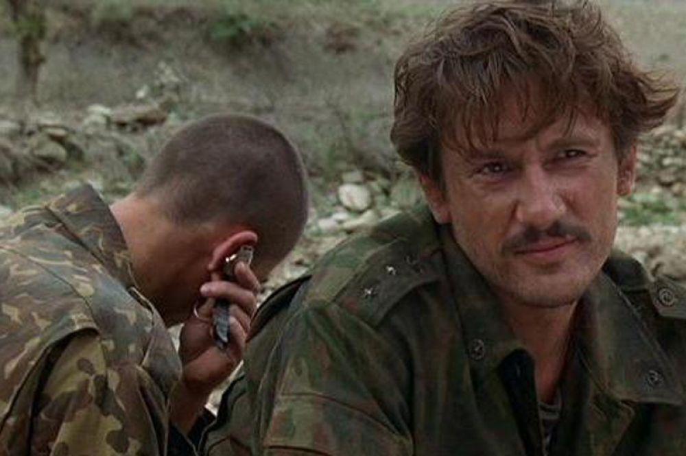 Роль прапорщика Сани в фильме режиссёра Сергея Бодрова-старшего «Кавказский пленник» (1996) была также отмечена Государственной премией.