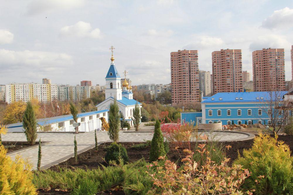 Малый храм.