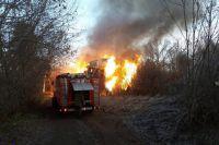 Дознаватели выясняют причину пожара