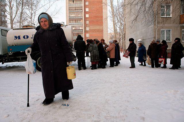 Привычка жить бедно. Почему в России такие маленькие пенсии?