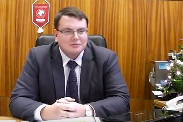 Иван Капитонов.