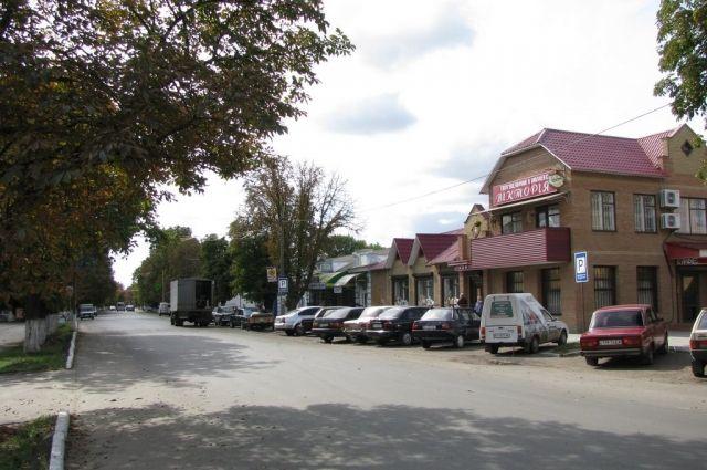 ВПолтавской области появился очередной город