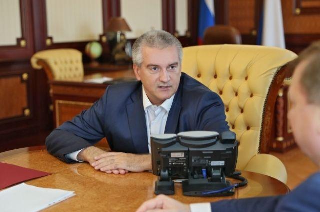 Сергей Аксенов сократил руководителя комитета поценам итарифам Крыма