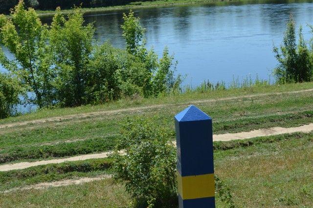 Таможенники обнаружили спиртопровод награнице Украины иМолдавии