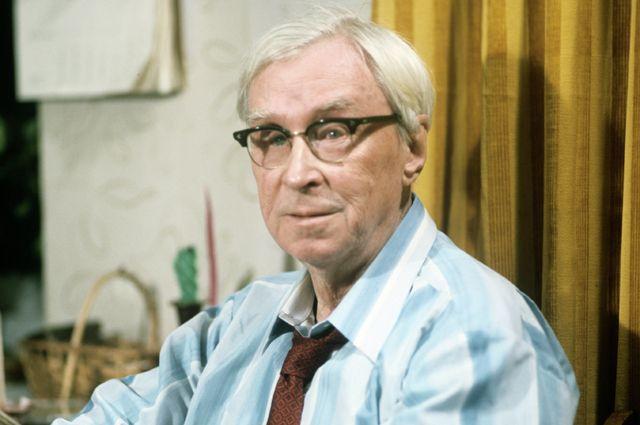 Эраст Гарин. 1976 год.