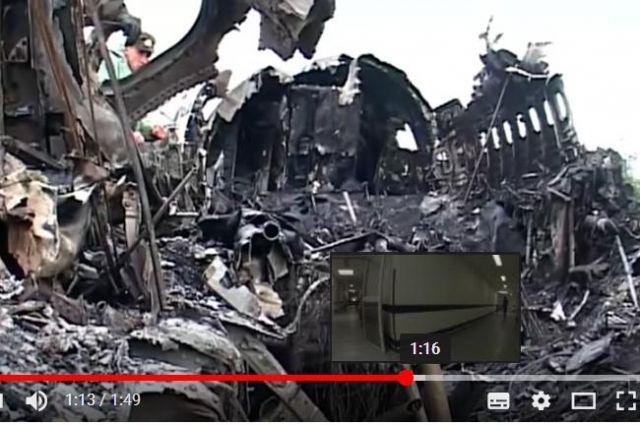 Последствия авиакатастрофы, произошедшей 9 июля 2006 года в Иркутске.