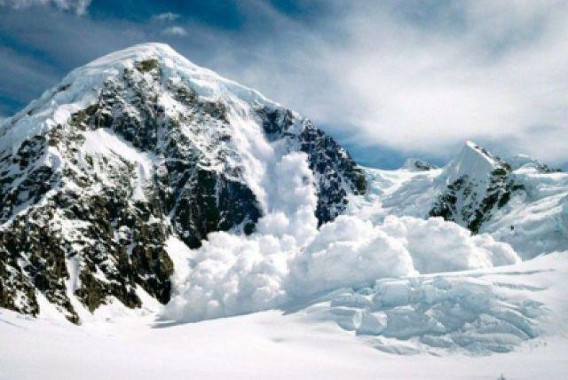НаКамчатке объявлено обопасности схода лавин из-за циклона