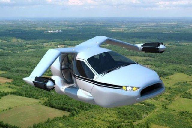 Uber и NASA договорились о создании летающих такси