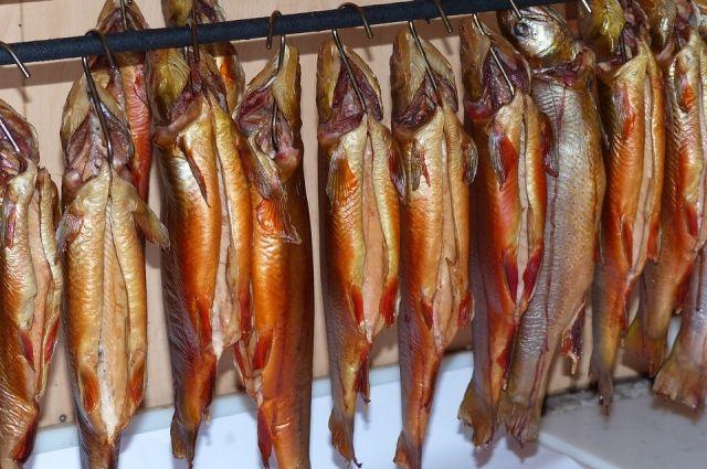 Тюменское рыбоперебатывающее предприятие поставило продукцию в Москву