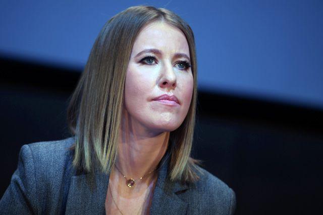Ксения Собчак призвала Виталия Мутко уйти вотставку