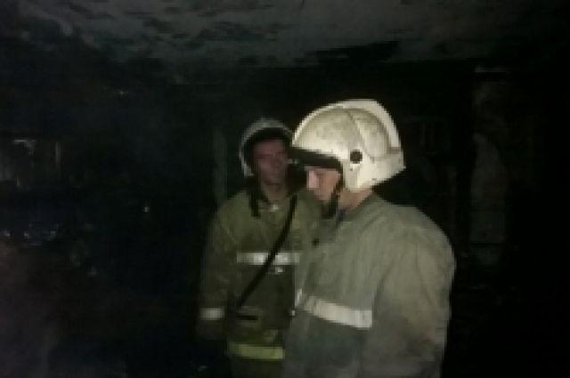 Гражданин Тверской области непотушил сигарету изадохнулся впожаре