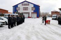 Начальник УМВД по Тюменской области вручил сотрудникам ключи от новых машин